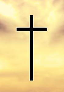 Christian-Themed-Cross-Image