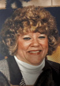 Patricia Jones obituary