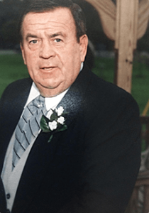 Photo of Ralph Kahle in a tuxedo